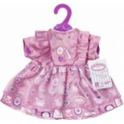 Rochita roz pentru papusa BABY ANNABELL