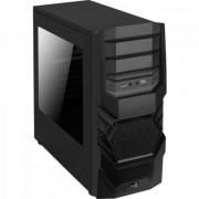 Gabinete Gamer Mid Tower 3.0 CYCLOPS BLACK EDITION Preto AER