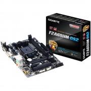 Matična ploča Gigabyte F2A68HM-DS2 FM2+ mATX Baza AMD FM2+ Faktor oblika Micro-ATX Set čipova matične ploče AMD® A68H