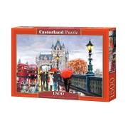 Castorland Pussel Tower Bridge, London 1500 Bitar