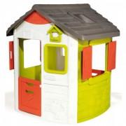 Casuta copii Smoby Jura Lodge Playhouse