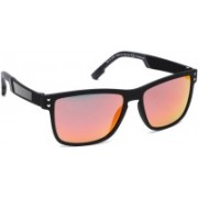 Daniel Klein Rectangular Sunglasses(Pink)