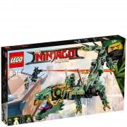Lego The LEGO Ninjago Movie: Green Ninja Mech Dragon (70612)