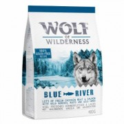 "Wolf of Wilderness Adult """"Blue River"""" - Salmone - 1 kg"