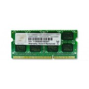 G.Skill 4GB DDR3-1600 SQ 4GB DDR3 1066MHz memoria
