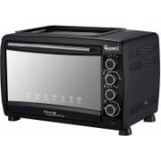 Warmex Home Appliances 45-Litre OTG 09 R 45 T 1 Oven Toaster Grill (OTG)(Black)