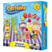 Plastelino - Atelierul de dulciuri