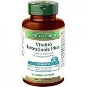 Nature's Bounty Vitalità Intestinale Plus 100 Capsule