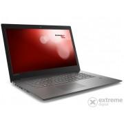 "Laptop Lenovo Ideapad 320 17,3"" 80XW001EHV, negru, layout tastatura maghiara"