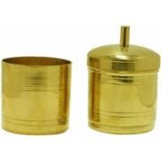SVA South Indian Drip Style Pure Brass Coffee Filter 300 ml Indian Coffee Filter(300 ml)