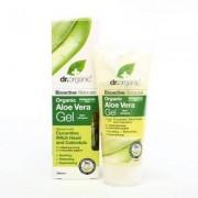 Dr. Organic Organic Aloe Vera Gel with Cucumber - 200 ml