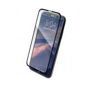 THOR FS verre protecteur iPhone XR - Bordure noire en verre trempé