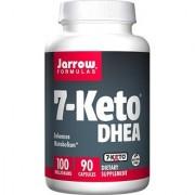 Jarrow Formulas 7-Keto DHEA Enhances Metabolism 100 mg 90 Caps