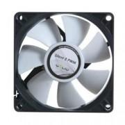 Gelid Ventola Silent 80x80x25 12V con Controllo Intelligente PWM