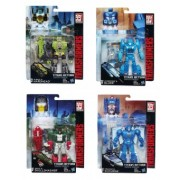 Transformers Generations Deluxe Titans Return Wars B7762