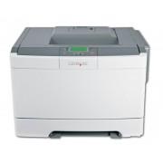 Lexmark Optra C543N Tecnología: Láser Color - Velocidad: Hasta 21 ppm - Resolución: 1200 x 1200 dpi -Memoria: 128 Mb. RAM - C