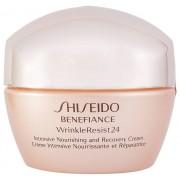 Shiseido Benefiance WrinkleResist24 Intensive Nourishing and Recovery Crema Viso 24 Ore 50 ml