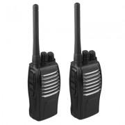 Talkie-walkie, soutien 16 canaux, canal de balayage et fonction de moniteur, gamme de fréquence: 400-470MHz (2pcs dans un emballage, le prix est pour 2pcs)