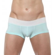 Private Structure Nexus Trunk Boxer Brief Underwear Reef Blue 99-MU-3128