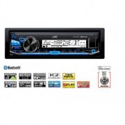 Autoradio 1 DIN Bluetooth Nera KDX33MBT