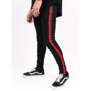 Sixth June Red Green Side Stripe Jeans 32