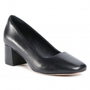 Ниски обувки CLARKS - Sheer Rose 2 261546984 Black Leather