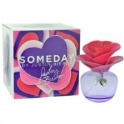 Justin Bieber Someday Eau de Parfum para mulheres 100 ml