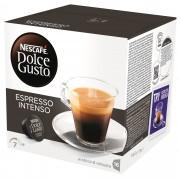 Capsule cafea Nescafé Dolce Gusto Espresso Intenso 112g 16 buc