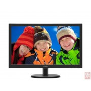 "21.5"" Philips 223V5LHSB2/00, LED, 16:9, 1920x1080, 5ms, 200cd/m2, 600:1, VGA/HDMI"