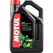 MOTUL 5100 4T 15W50 4 litros de aceite de motor