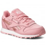 Pantofi Reebok - Cl Leather Spring CN0306 Pink/White