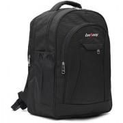 LeeRooy Nylon 20 Liter Black 17-Inch Laptop Backpack r-49