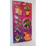 My Life As Gardening Playset 8 Piece, (Doll Not Included)