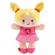FISHER PRICE SOFT BABY DOLL - MY FIRST SILLY AND SWEET BABY DOLL