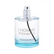 Yves Saint Laurent L´Homme Cologne Bleue eau de toilette 100 ml Tester uomo