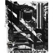 Placa de baza MSI B250 KRAIT GAMING, LGA1151, 4xDDR4, 2xM.2, 6xSATA3