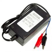 3 Lépcsős Akkumulátor töltő zárt ólomakkumulátorhoz 12 V 3 A, RT02D-1230