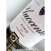 VALDESPINO jerez vino FINO INOCENTE 75 CL. compra 6 botellas con