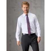 Walbusch Extraglatt-Hemd Walbusch-Kragen Weiß 42