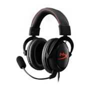 Kingston HyperX Cloud Core Wired Over-the-head Stereo Headset - Black, Red