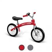 Radio Flyer Glide & Go Bicicleta de Equilibrio, Classic, Rojo, Clásica