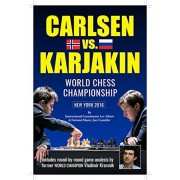 World Chess Championship: Carlsen V. Karjakin: New York, 2016, Paperback