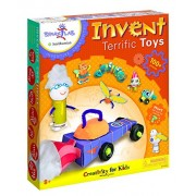 Creativity For Kids Spark!Lab Smithsonian 'Invent Terrific Toys' Stitching Kit