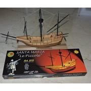 Santa Maria - premium model ship kit by Mamoli