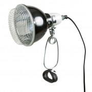 TRIXIE 76070 14x17 cm 100 wattos terrárium lámpa csíptetővel