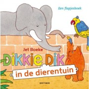 Dikkie Dik: In de dierentuin - Jet Boeke