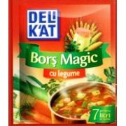 Delikat Bors magic cu legume 40g