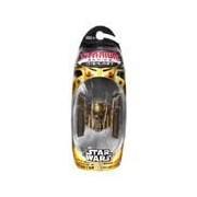 Star Wars Titanium Series SDCC 2006 Die Cast Gold Darth Vader's Tie Advanced X1 Starfighter