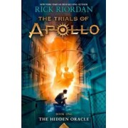 The Trials of Apollo, Book One: The Hidden Oracle, Hardcover