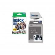 Fujifilm Instax Wide Instant Film Twin- Instant Film Bund...
